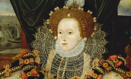 NPG 541; Queen Elizabeth I attributed to George Gower